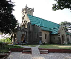 CHRIST CHURCH, KASAULI, Solan, Himachal Pradesh