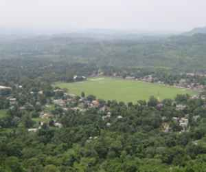 beautiful Sujanpur Tira Hamirpur district Himachal Pradesh.