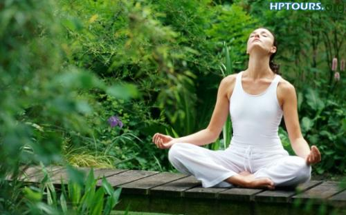 Meditation  Holy Spirtual Energy Places in Himachal Pradesh