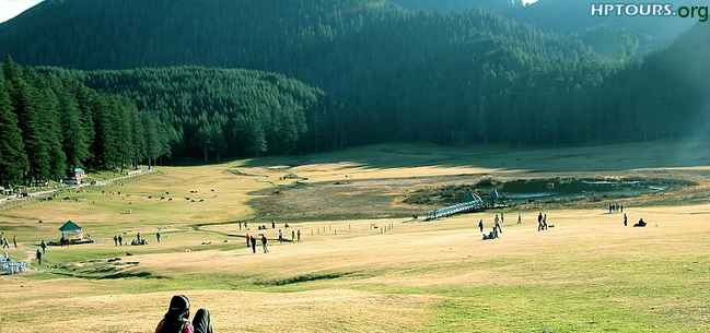 Mini Switzerland Khajjair chamba Himachal Pradesh