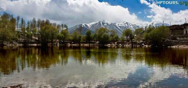 Most Beautiful Nako-Lake in Himachal Pradesh Kinnaur